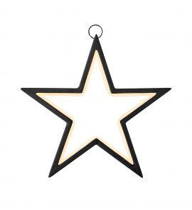 Markslöjd Adventsstjärna Markslöjd Vega svart 35cm