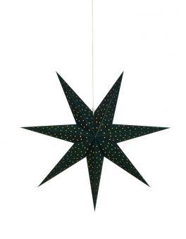 Clara Adventsstjärna grön 75cm