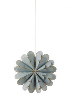 Marigold Pappersstjärna grå 45cm