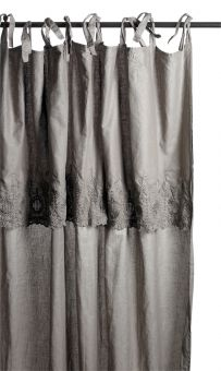 Gardinlängd Mogihome Honey grå 135x250cm 1st