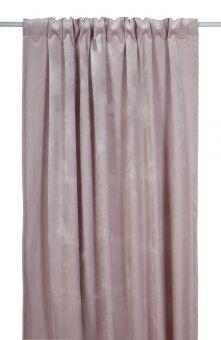 Mogihome Multibandslängd Sammet rosa 135x300cm 1st