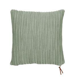 Mogihome Kuddfodral Jarami grön 45x45cm