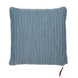 Mogihome Kuddfodral Jarami blå 45x45cm