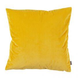 Kuddfodral Mira gul 50x50cm Mogihome