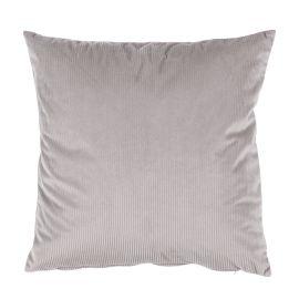 Kuddfodral Mira ljusgrå 50x50cm Mogihome