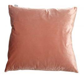 Kuddfodral Sammet rosa 50x50cm Mogihome