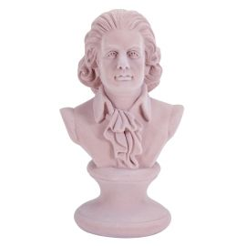 Warren Staty sammet rosa 28cm Mogihome