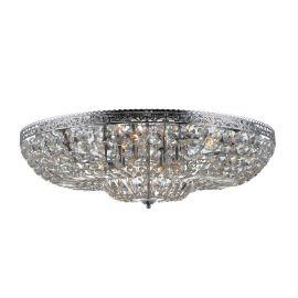 Vanadis Plafond krom kristall
