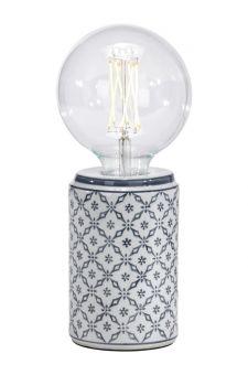 Zhang Li Fönsterlampa gråblå 16cm PR Home