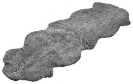 Fårskinnsfäll Aussie Doppio 17mm Scand.Grey 60x190cm