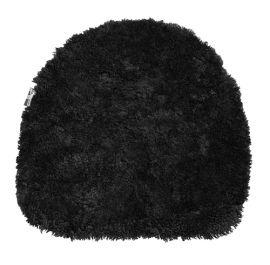 Fårskinnssits Oz Black 38x40cm