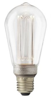 PR Home Future LED-lampa E27 3,5W 3000K 65mm