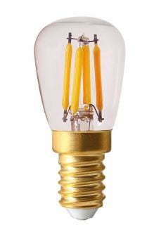 PR Home Elect LED Filament Päron E14 1,5W