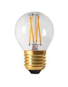 LED-lampa elect filament 3,5W E27 2300K