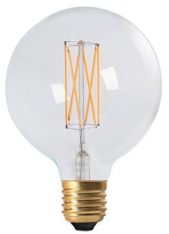 LED lampa Filament Globe 4W Diameter 95mm