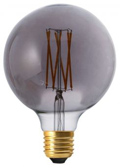 LED lampa E27 Filament Elect 12,5cm 4W