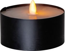 Torch Blockljus svart 10cm
