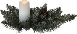 Serene LED Gravljus med kvist