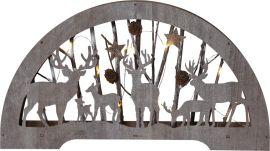 Fauna Bordsdekoration Lazercut trä 45cm