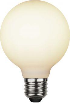 Dimbar LED-lampa E27 G80 Opaque 5W