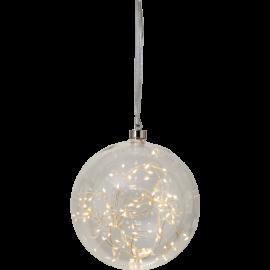 Star Trading Glaskula Glow 80 LED