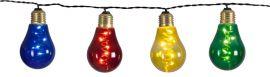 Glow Ljusslinga flerfärgad 360cm