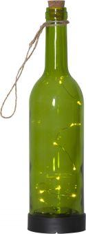Star Trading Solcellsdekoration Bottle
