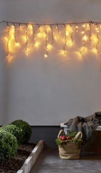 Istappsslinga Serie LED Golden Warm White 6m