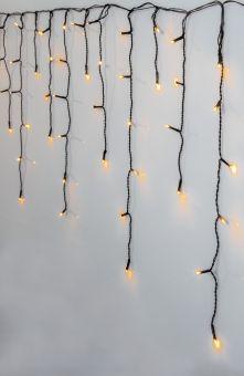 Istappsslinga Serie LED Golden Warm White 24m