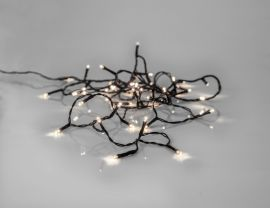 Crispy Ljusslinga Serie LED Ice White 3m