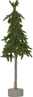 Lummer dekorationsträd/plastgran 10LED 45cm