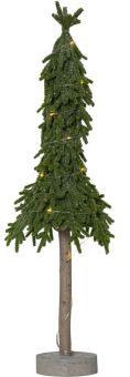 Lummer dekorationsträd/plastgran 20LED 65cm