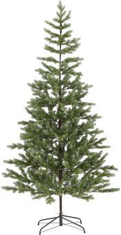 Lunda julgran/plastgran hårda barr 210cm grön