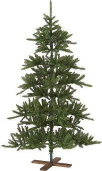 Arvika julgran/plastgran 210cm grön med träfot