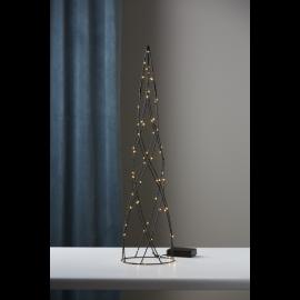 Star Trading Dekoration Helix 64 LED 60cm