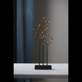 Star Trading Starry ljusstake 30 LED 40cm