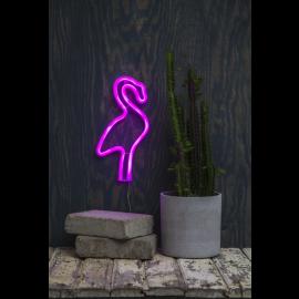 Star Trading NeonLight flamingo LED 27cm