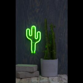 Star Trading NeonLight kaktus LED 33cm