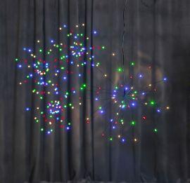 Firework  Hängande dekoration LED multi 26cm