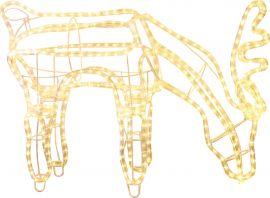 Star Trading Dasher Ren Utomhusdekoration LED 85cm
