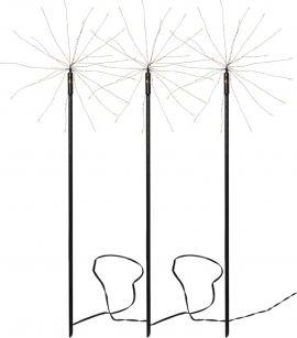 Firework Pollare svart 200cm