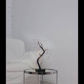 Star Trading Dekorationsträd Willy för bord LED 40cm