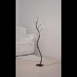 Star Trading Dekorationsträd Willy för golv LED 100cm