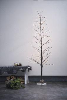 Tobby Tree Dekorationskvist brun 180cm
