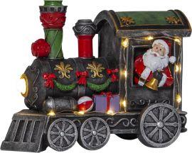 Loke Dekorationsfigur Tåg 18cm