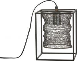 Cuba bordslampa svart 28cm hög