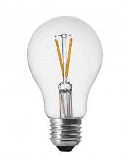 LED-lampa shine filament dimbar E27 2700K 6cm 2,8W