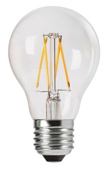 LED-lampa shine filament dimbar E27 2700K 6cm 4W