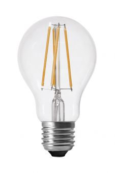 LED-lampa shine filament dimbar E27 2700K 6cm 7W