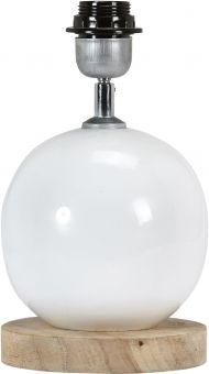 Fenby Lampfot vit 20cm